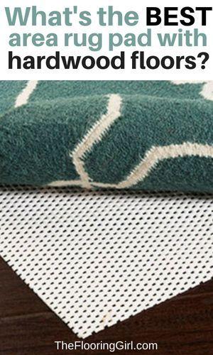 Best Area Rug Pad For Hardwood Floors Area Rugs Hardwood Floors