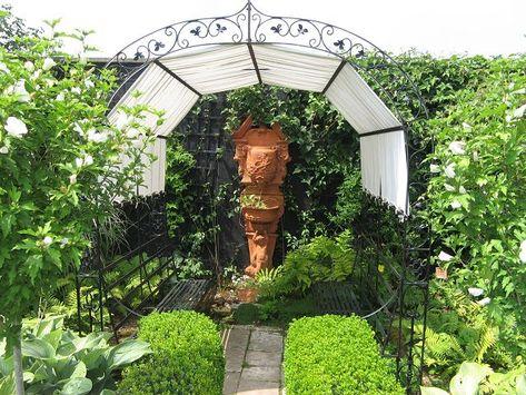 Jardin Angelique Normandie Gartenreiseziel Frankreich
