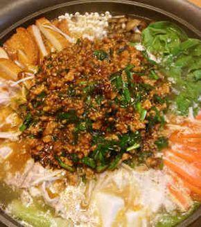 鍋 人気 坦々 レシピ