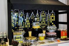 batman party & Pin by Rachelle Boggan on Iggy Batman party | Pinterest | Batman ...
