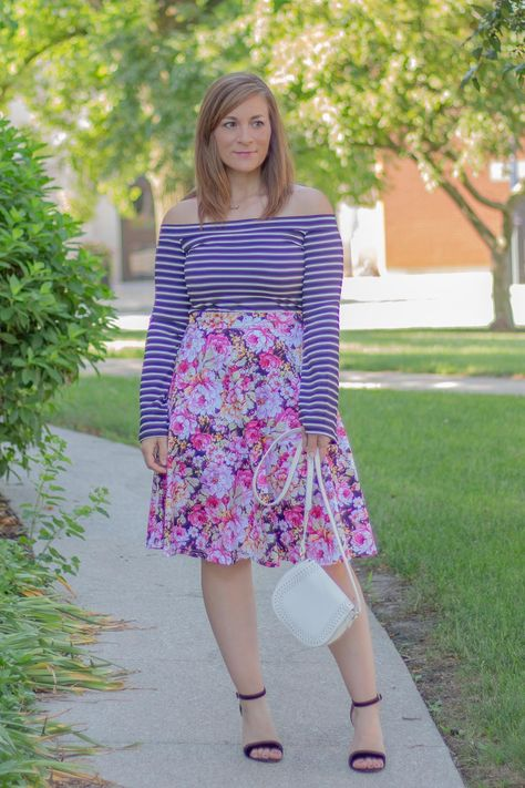 5cb9cb3f0 How to Rewear Your Vacation Wardrobe at Home   Summer Style   Vacation  wardrobe, Fashion, Cute skirt outfits
