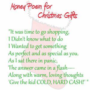 Money Poems 2