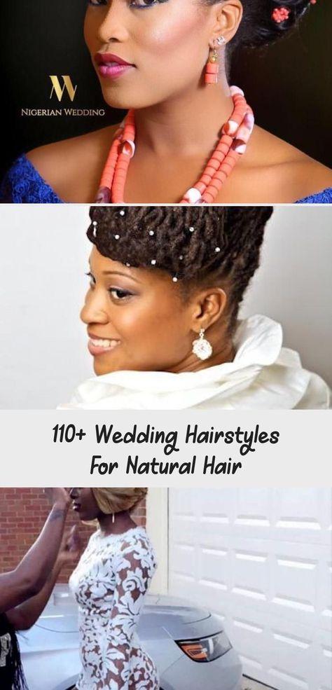 wedding hair african american #wedding #hair #weddinghair 110+ Wedding Hairstyles for Natural Hair   Hairstyles amp; Haircuts for African American #weddinghairAfricanAmerican #weddinghairBun #weddinghairCrown #weddinghairAccessories #weddinghairPonytail