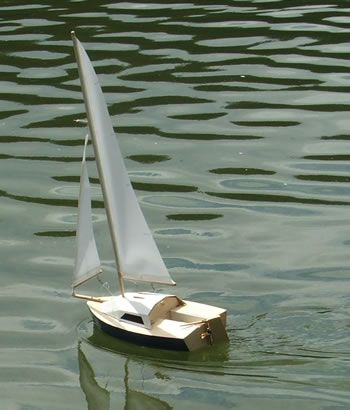 Model Boat Building In Wood Manual From Selway Fisher Design