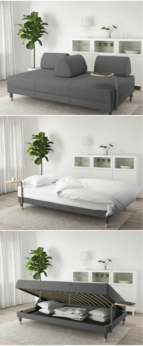 Get some extra mileage out of your sleeping space with ...
