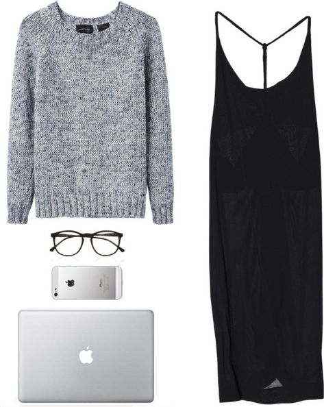 Minimal + Chic | @CO DE + / F_ORM...this style is so me it's not even funny lol