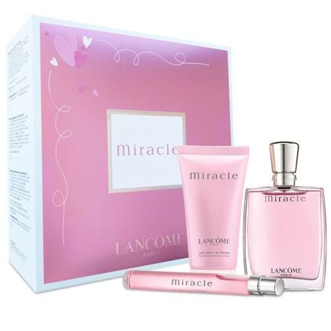 Lancôme Miracle Gift Set I. for Women