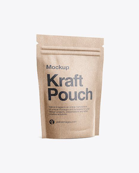 Download Stand Up Pouch Mockup Psd Ide Kemasan Desain Grafis Kemasan