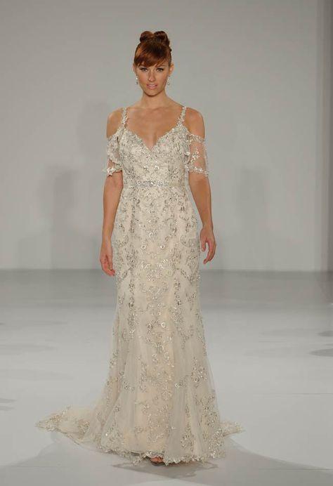 2014 wedding dresses trends on pinterest designer for Wedding dress shops in ohio