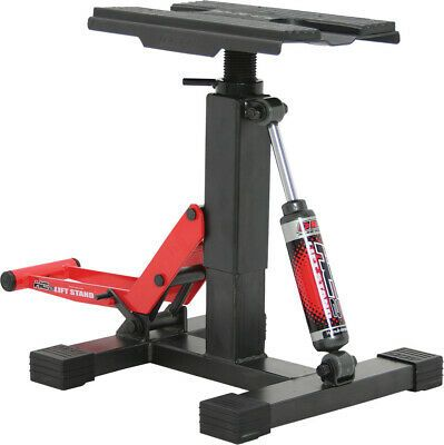 Details About Drc D36 38 312 H2c Lift Stand Red Height Adjustable