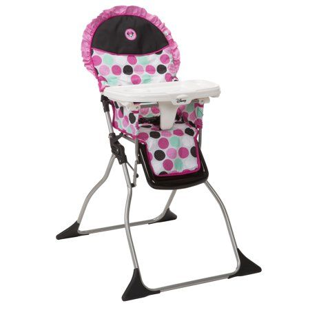 Baby Baby Disney Baby High Chair Baby Minnie Mouse