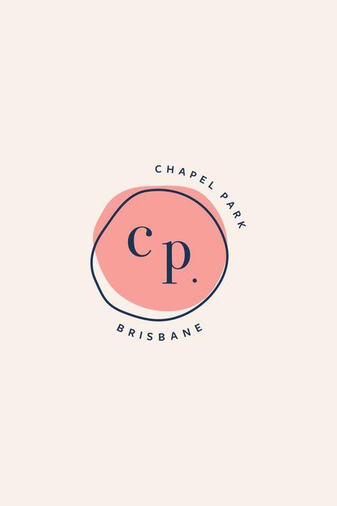 Chapel Park Cafe Badge Logo