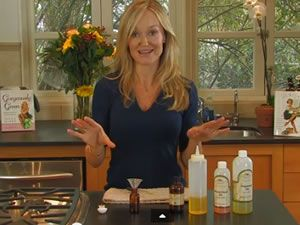 How to make your own vitamin serum