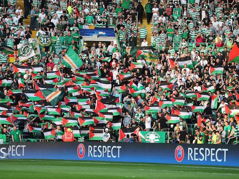 After a recent game with an Israeli team Celtic Football Club are being fined for showing support for Palestine. Fans have now pledged to match any figure imposed and to donate proceeds to Palestinian charities. http://ift.tt/2bZjm87 Love #sport follow #sports on @cutephonecases