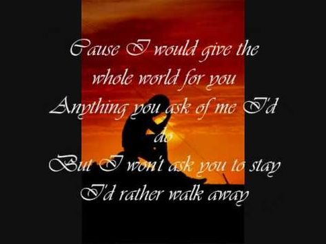 If Your Heart S Not In It By Westlife W Lyrics Lyrics Love Chants Love Songs