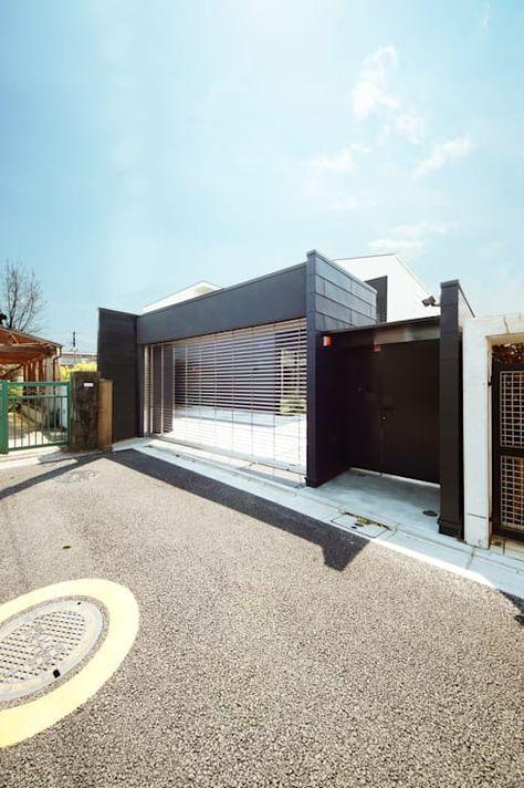Terajima Architectsが手掛けたプライベートガーデンを囲む家 2020