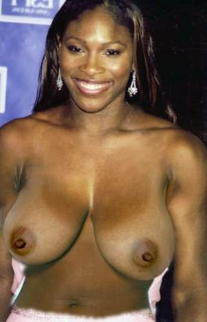 serena williams porno