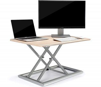 Top 10 Best Standing Desks Under 100 Best Standing Desk Sit Stand Desk Adjustable Standing Desk Converter