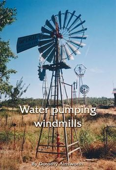 Water pumping windmills - Backwoods Home Magazine