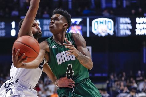 Teyvion Kirk Leaves Ohio for Colorado State — Hustle Belt