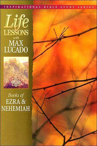 New Bible Study I added today by Max Lucado, Books of Ezra & Nehemiah  www.godswordbibles.com