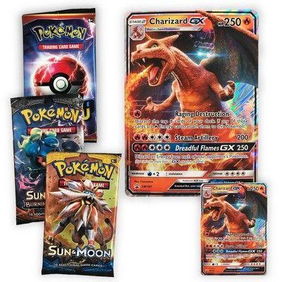 Pokemon Trading Card Game Detective Pikachu Charizard Gx Case File