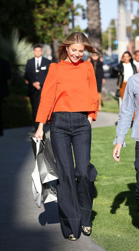 Gwyneth Paltrow is wearing one of favorite new brands on the market!