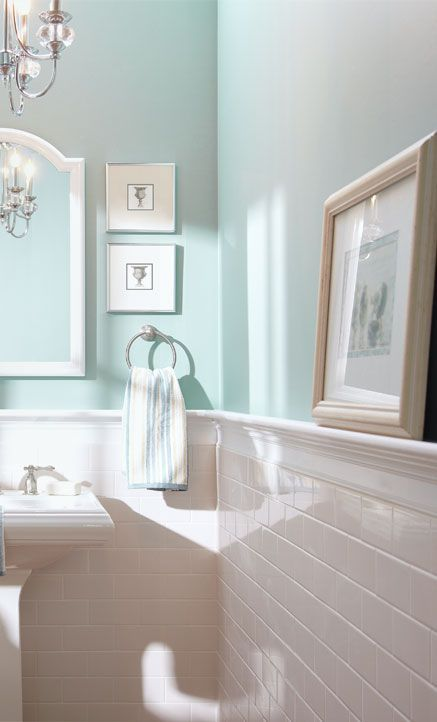10 Best Paint Colors For Small Bathroom With No Windows Home