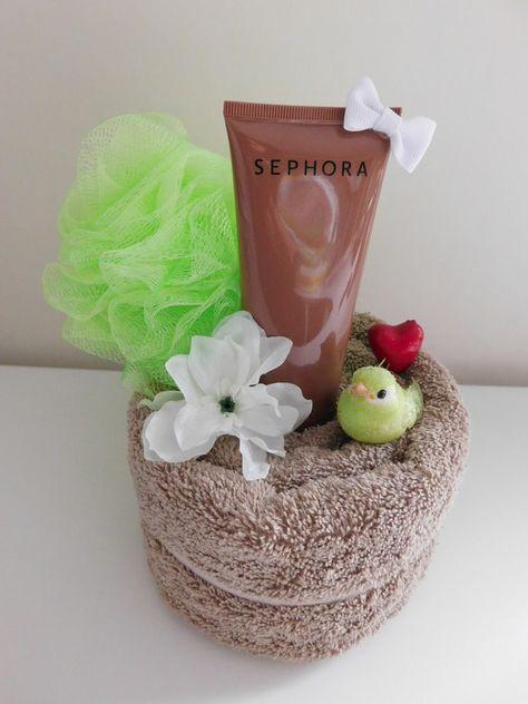 Gateau De Serviette Ou Towel Cake La Baby Shower De Maman Www