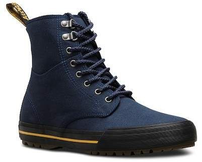 fa6b3c5346f Dr. Martens Winsted Hi Top Sneaker   shoes   Boots, Shoe boots, Sneakers