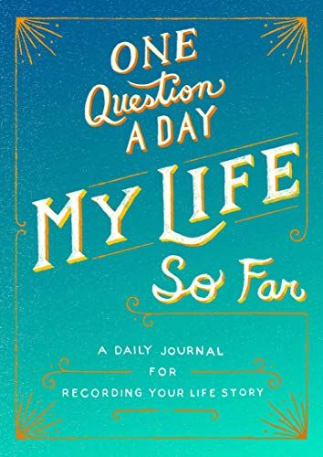 Download Pdf One Question A Day My Life So Far A Daily Journal