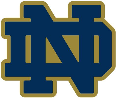 Notre Dame Fighting Irish Alternate Logo (1994-Pres) -