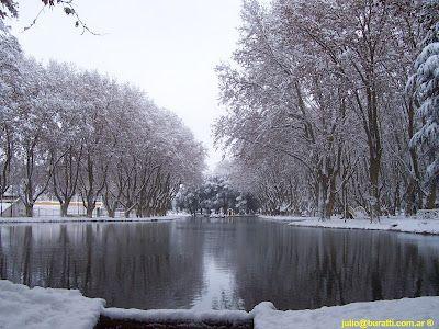 Río Cuarto, Córdoba, Argentina. Parque Sarmiento | South America