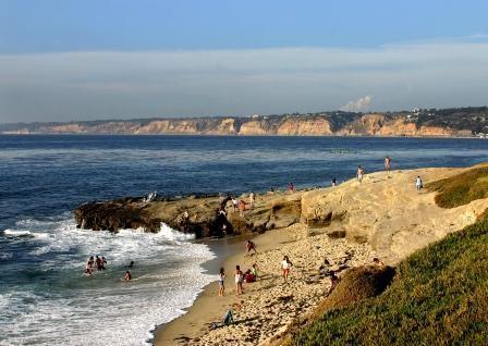 La Jolla A Beach Getaway American Beaches Explore San Diego Beach Town