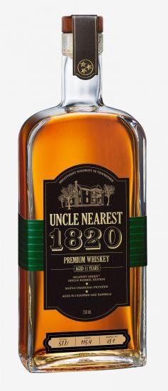 New Sib Honors Forgotten Whiskey Godfather