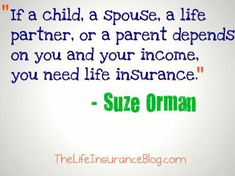 No Child No Spouse No Life Partner No Life Insurance