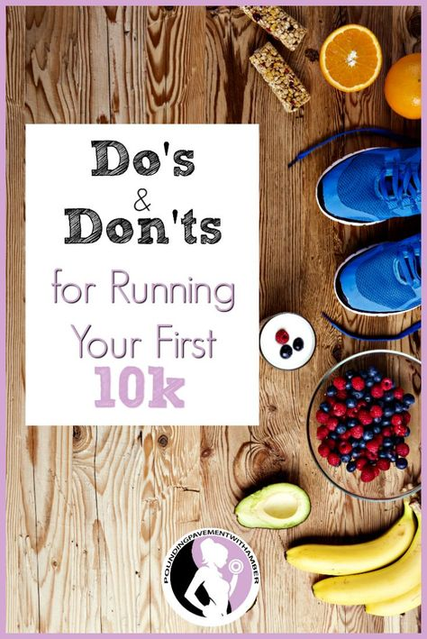 You've got a 5k under your running belt, now it's time to take the next step to running your first 10k. Whether you walk or run, here are tips and tricks to get you rolling in the right direction