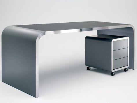 Steel Desk Table Highline Müller Interior Design Pinterest Desks And Office