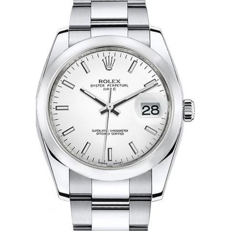 Replica Rolex Oyster Perpetual Date Watch: acciaio - - 0005