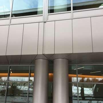 Logan International Airport Conrac Parking Garage Boston