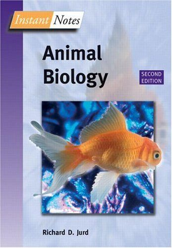Instant Notes Animal Biology 2nd Edition Free Download Biology Notes Biology Notes