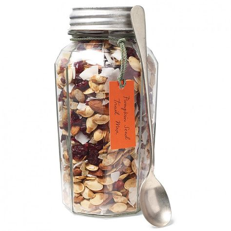Autumn in a Jar, the perfect trail mix!