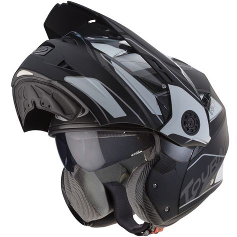 Caberg Tourmax Motorrad Helm Visier