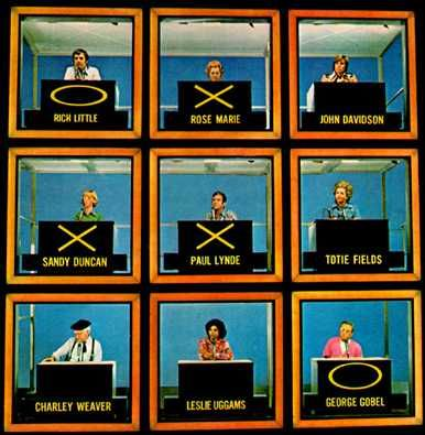 Hollywood Squares - tv show. I loved this show! Paul Lynde, Joanne Worley, Wally Cox, Rich Little, Rose Marie - - so funny. Loved how they teased & picked on each other. My Childhood Memories, Sweet Memories, 1980s Childhood, Childhood Movies, School Memories, Childhood Friends, Duncan, Tv Show Games, Cinema