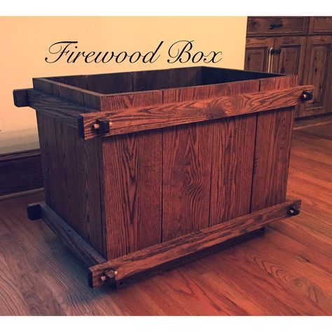 Outdoor Wood Box For Firewood 27 Ideas For 2019 With Images Firewood Storage Indoor Firewood Storage Wood Boxes