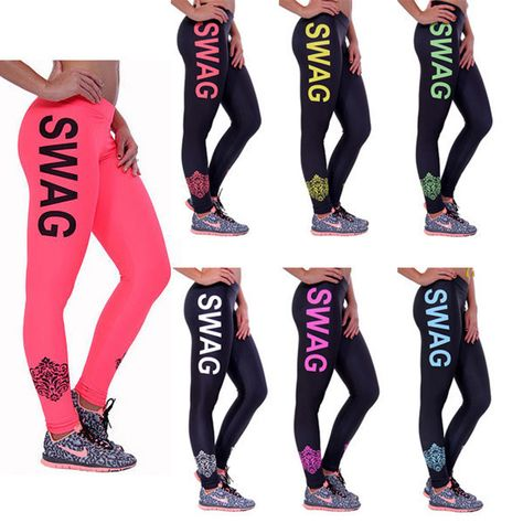 a261234446 2016 New Women's Lady <font><b>Sport</b></font> Leggings Pants Lose Weight  High Waist Stretched Leggings Gym Fitness Yoga Pants Running ...