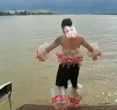 Life Jacket The Redesign With Images Funny Gif Life Jacket Best Funny Pictures