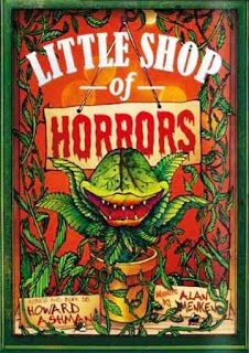 La Pequeña Tienda De Los Horrores 1986 Hdtv Clasicofilm Cine Online Little Shop Of Horrors Horror Horror Posters