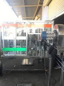 Pet Bottle Filling Machine Capacity 24 30 Bottles Minute Manufacturer Nairobi Water Bottling Machine Pure Water Mineral Water Bottle