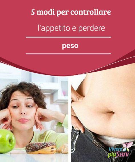 19 modi per perdere peso